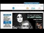 Lady Gaga Cheek to Cheek Call Into HSN