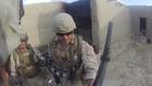 Un soldat américain reçoit un tir de sniper en pleine tête (Afghanistan)