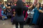 Pakistani College Girl Dance On