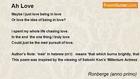 Ronberge (anno primo) - Ah Love