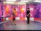 Paolla Oliveira (Dança Dos Famosos 6)  Tema Salsa
