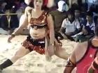 mallu Tamil sek c adal padal dance performance 2015 hot khankis 4