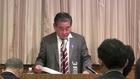 西村眞悟先生 講演 『日本人よ、誇りを取り戻せ!』 完結編:第38回(最終回)慰安婦問題パネル展