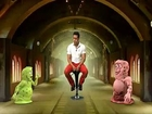 Salman Khan on Bakwaas Bandh Kar Show 9xm (Kick Promotion)