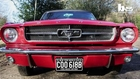 Man Spends Over 20 Years Restoring 1964 Ford Mustang To Its Former Glory