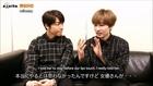 [ENG SUB] Super Junior D&E Talk About Kiss Scene (