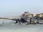 M777 ARTILLERY FIRING ON TALIBAN IN AFGHANISTAN