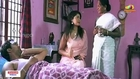 Swathi Varma taking care of a friend - Nirmala Aunty movie scenes