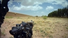 U.S. Soldiers Close Call With RPG Afghanistan Intense Helmet Cam Firefight
