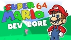 LORE - Super Mario 64 Dev Lore in a Minute!