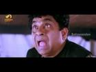 Brahmanandam Comedy Scenes - Raja warning Shriya - Raja, Shreya